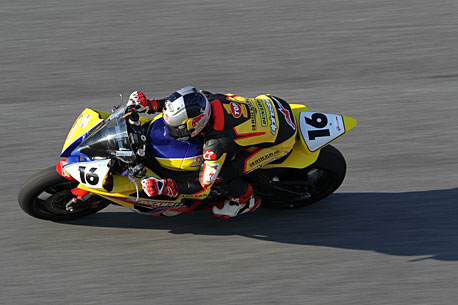 Rockwall Racing - Cameron Beaubier at Daytona 2010