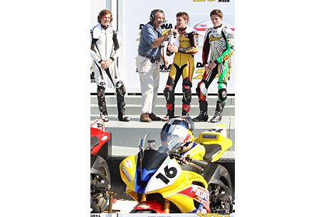 Beaubier wins 2010 Daytona Supersport