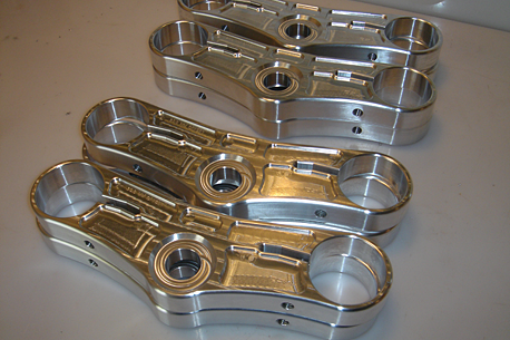 American Honda Triple Clamps